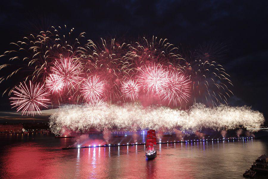«Алые паруса» скорректировали планы болельщиков Кубка конфедераций— 2017 в северной столице