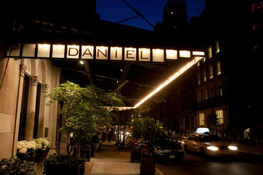 Image from Kudago Daniel Restaurant James Bear Award Nominee date night nyc