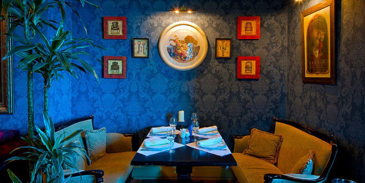 Ресторан для гурманов