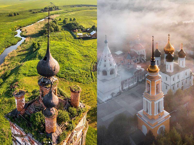 Фото: svetosh_13. Село Весь, 9 км от Суздаля. Коломна, Кремль.